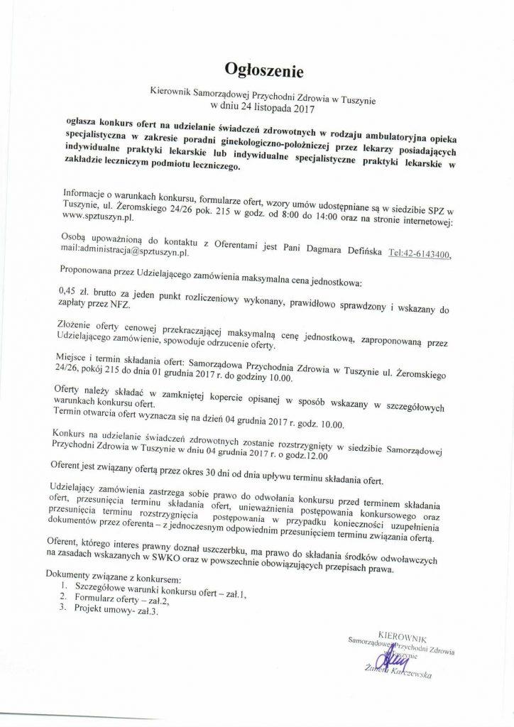 Konkurs położnictwo i ginekologia0001