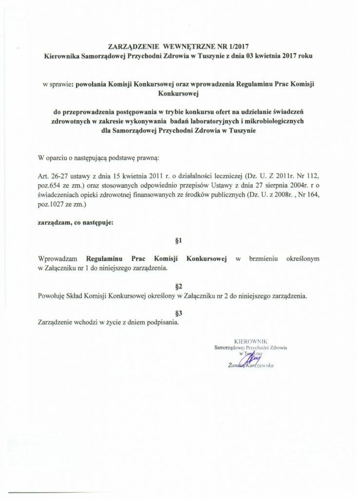 Regulamin str1-1